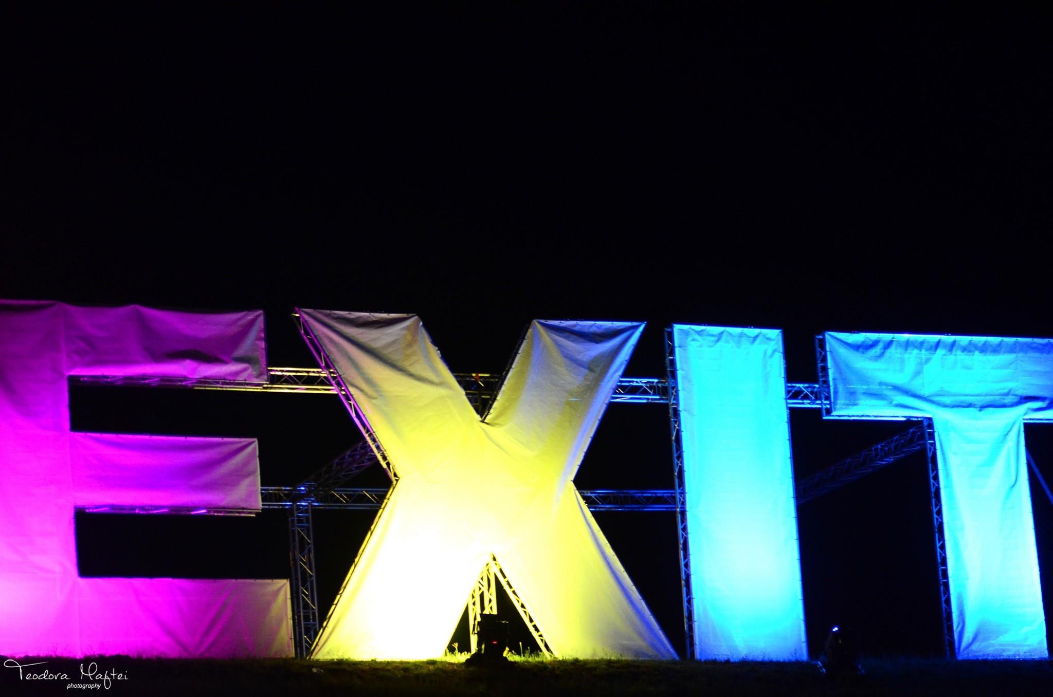 EXIT Fest 2014. Romanii de la Goodbye To Gravity au cantat in fata a mii de oameni la cel mai cunoscut eveniment est-european