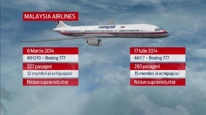 Malaysia Airlines a pierdut doua avioane in doar sase luni. Analistii anticipeaza falimentul companiei