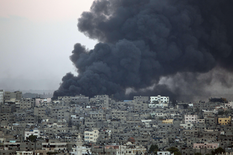 Israelul a respins propunerea lui John Kerry privind un armistitiu in Fasia Gaza