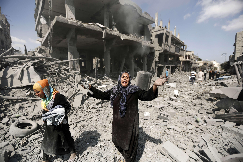 Armistitiu umanitar, prelungit cu 4 ore in Fasia Gaza. Israelul, vizat de trei tiruri de obuze de mortier
