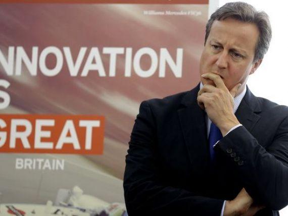 David Cameron se arata ingrijorat de soarta romanilor.
