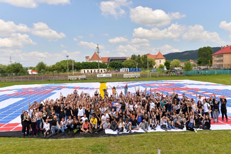 Electric Castle, filmat din spatiu. Cum a aratat cel mai mare festival din Romania filmat din Statia Spatiala Internationala