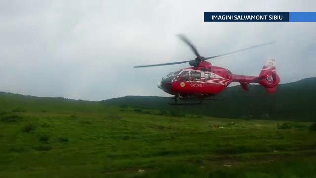 Un biolog din Cluj a cazut in gol 15 metri, printre stanci si n-a putut cere ajutor. Cum a fost gasit dupa 4 zile