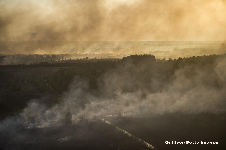Previziunile Administratiei de Meteorologie despre dezastrul de la Cernobil. Ce s-ar putea intampla cu norul de radiatii