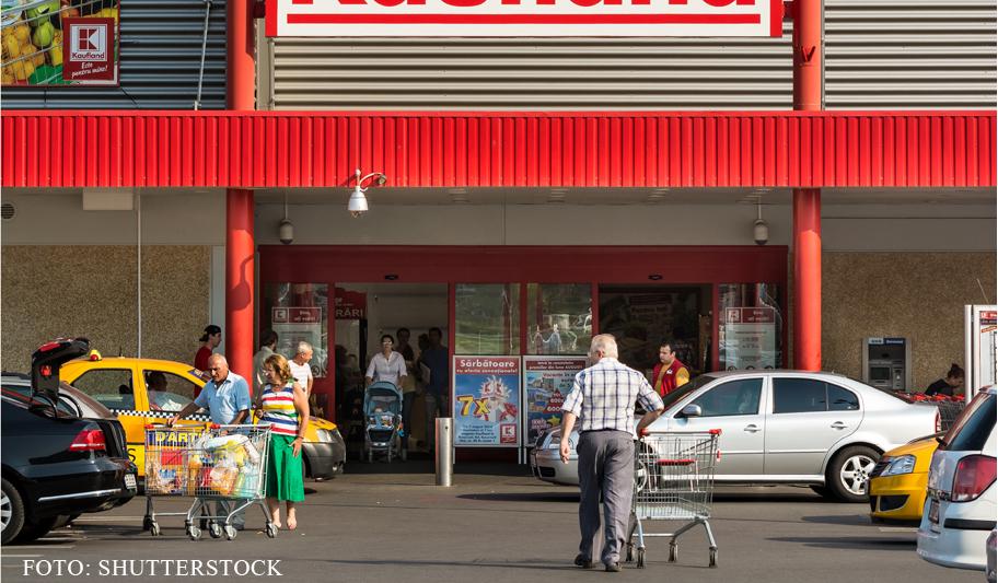 Kaufland a crescut salariul minim de la 1 ianuarie. Cat castiga acum angajatii retailerului german