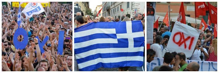 Referendum in Grecia. Varoufakis: