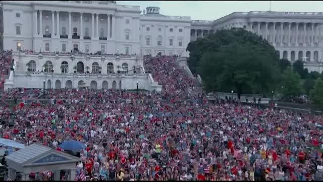 Parade, artificii si concursuri de mancat hot-dog. Ce s-a intamplat in Colorado, de Ziua Americii, cu un proiectil defect