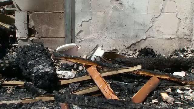 Un copil de 5 ani a ars de viu intr-o magazie de lemne. Parintii baiatului erau plecati la cules de ciuperci