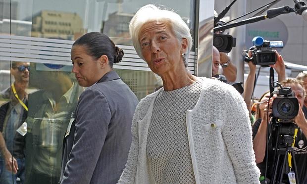 Christine Lagarde, validată de Parlamentul European, devine prima directoare a BCE