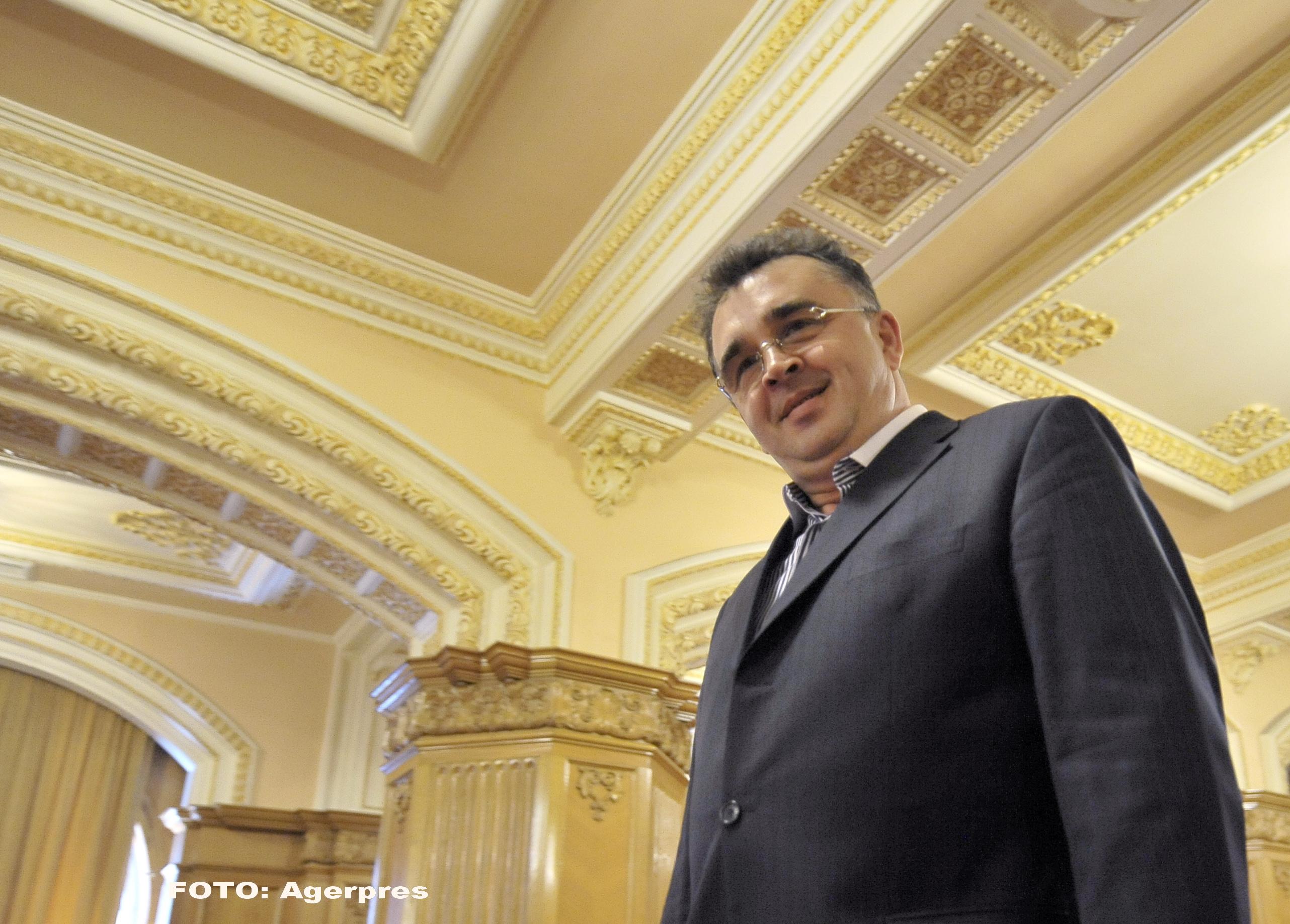 Iulian Matache, propus pentru ministerul Transporturilor,