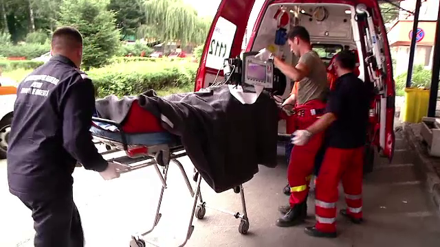 O batrana din Brasov, in stare grava dupa ce a fost atacata de un caine din rasa Amstaff: