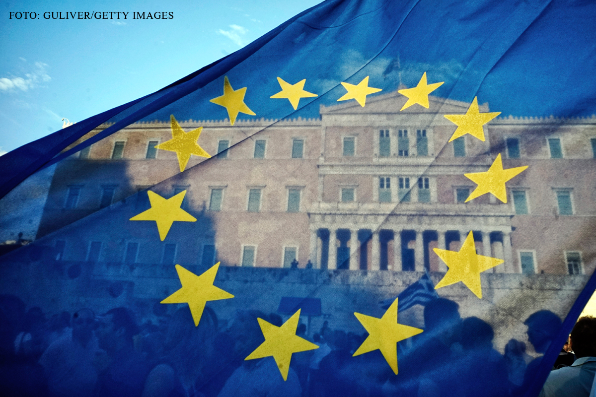 Surse: Grecia a rambursat catre Banca Centrala Europeana o datorie in valoare de 3,4 miliarde de euro