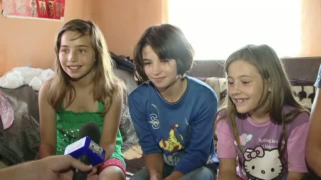 Ajutorul primit de fetele din Vaslui care de 6 ani traiesc cu cornul si laptele.