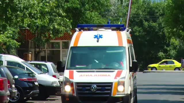 O batrana din Drobeta Turnu Severin s-a aruncat de la etajul 8 al blocului in care locuia. Femeia a lasat un bilet de adio