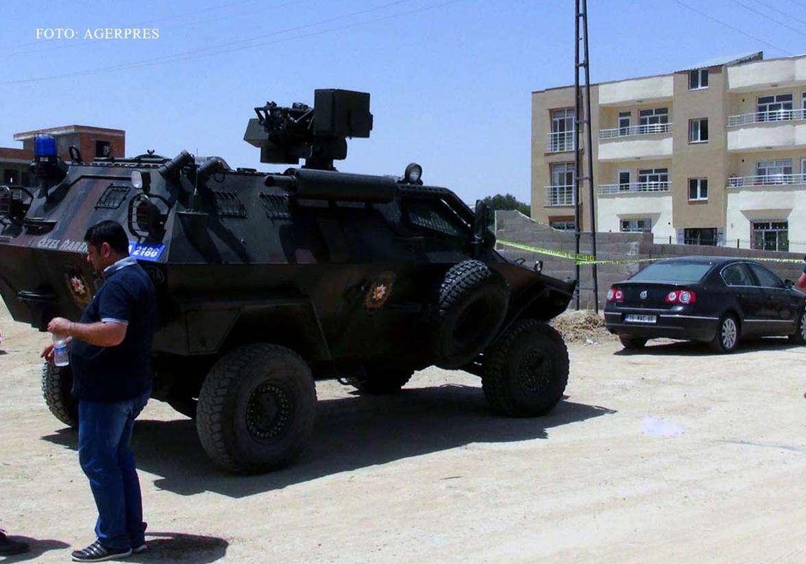 Atentat cu masina-capcana in Turcia. Ce legatura are cu decizia de a ataca Statul Islamic