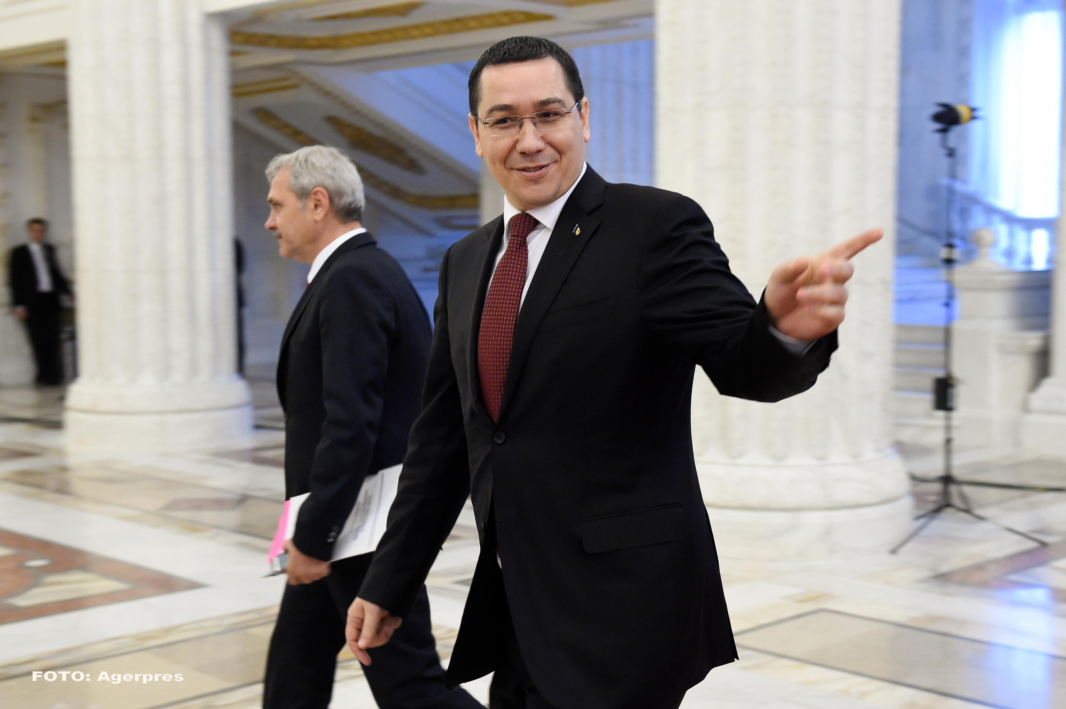 Victor Ponta a publicat pe Facebook o fotografie cu Dragnea, Maior și Kovesi
