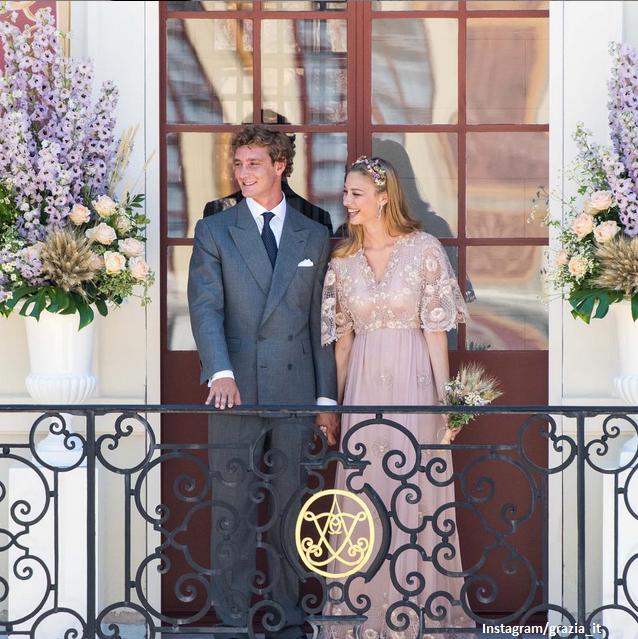Nepotul printesei Grace de Monaco s-a casatorit. Cine este tanara care l-a cucerit definitiv