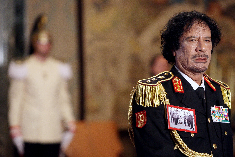 Saif al-Islam Gaddafi, fiul fostului dictator libian, a fost condamnat la moarte pentru crime de razboi comise in 2011