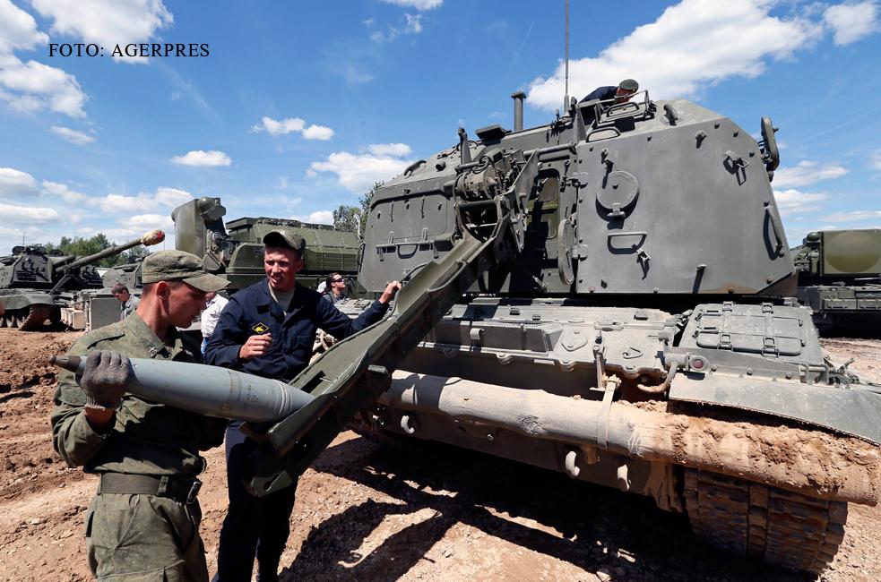 Fortele rusesti din Transnistria se antreneaza pentru a respinge un atac moldo-ucrainean. Cati soldati are Putin la Nistru