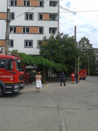 Un consilier judetean din Constanta a murit dupa ce s-a aruncat in gol de la etajul 10
