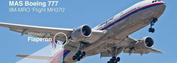 Misterul zborului MH370.