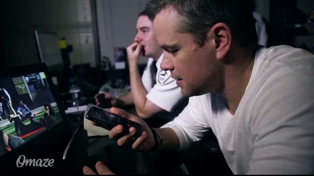 Matt Damon a apelat la trucurile din filmele de spionaj si a facut farse pe strada. Ce surprize au avut la final trecatorii