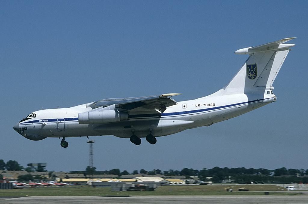 Rusia: Un avion IL-76 a disparut de pe radare in timp ce stingea un incendiu de padure in apropiere de lacul Baikal