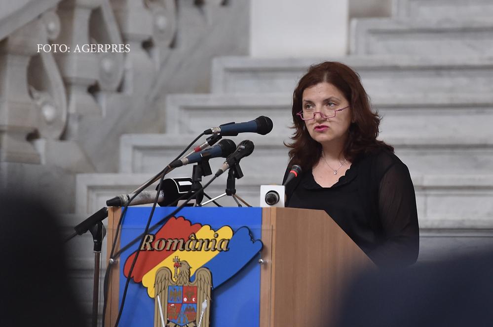 Casa de Pensii o contrazice pe Raluca Pruna. Cea mai mare pensie din Justitie este de 41.000 de lei, nu 100.000, cat afirmase