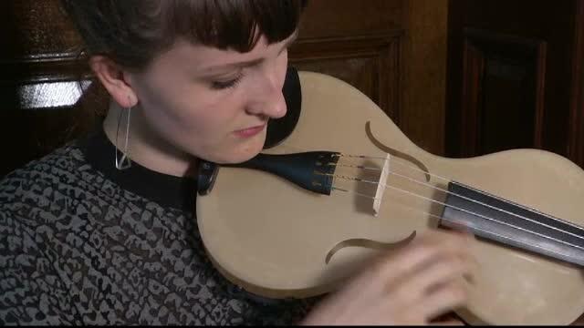 Un inginer italian ar putea revolutiona muzica clasica. A inventat vioara facuta din rasini si panza de paianjen