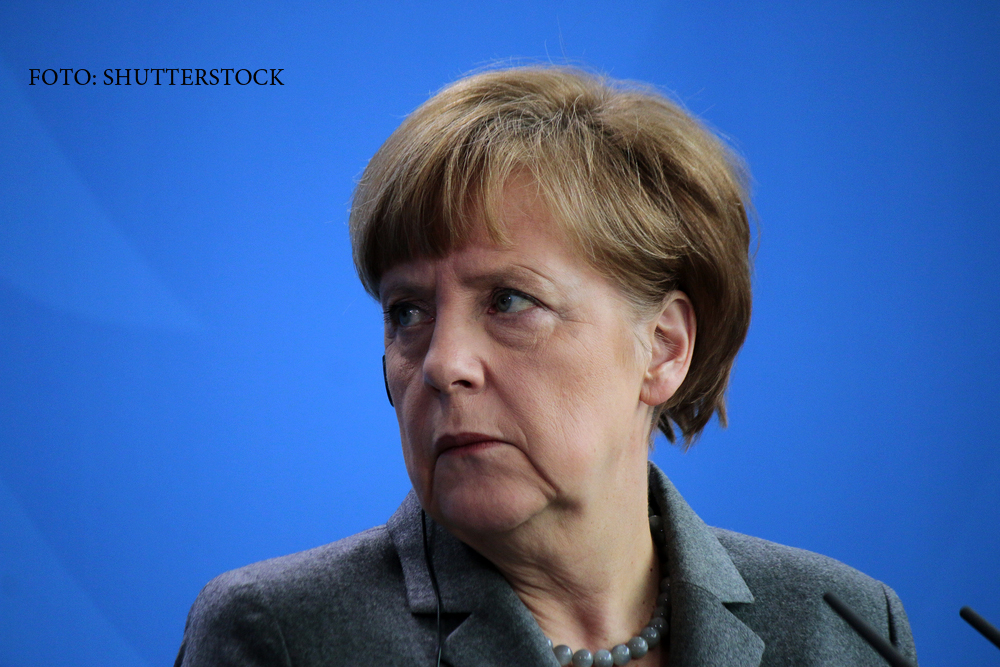 Merkel a promis ca va expulza mai multi refugiati si nu va creste impozitele.