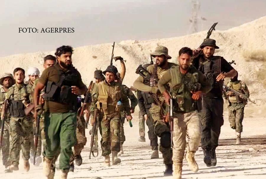 25 de civili, printre care si 4 copii, au fost ucisi in bombardamentele rebelilor in orasul Alep, din Siria