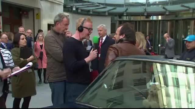 Inca o lovitura pentru emisiunea Top Gear. Chris Evans si-a anuntat demisia pe Twitter, dupa acuzatiile de abuz sexual