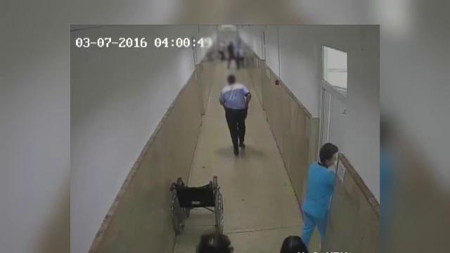 Indivizii care s-au batut cu sabii in spitalul din Targoviste au fost lasati in libertate. Pentru ce aveau deja dosare penale
