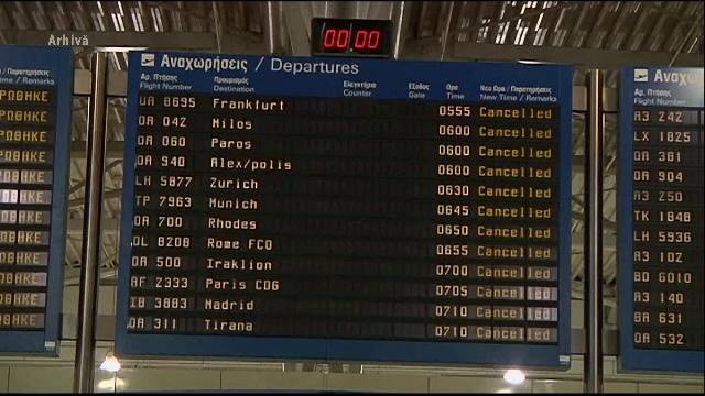 Alerta de calatorie emisa de MAE: Circulatia trenurilor de calatori este intrerupta in Grecia pana pe 20 iulie