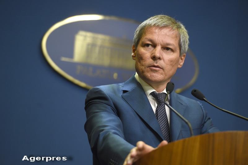 Dacian Ciolos: Este pentru prima data cand se face o rectificare bugetara in an electoral fara amprenta politica