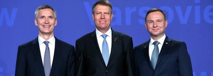 Corespondenta ProTV de la Varsovia. Ce si-a dorit Romania la summitul NATO si ce a primit: