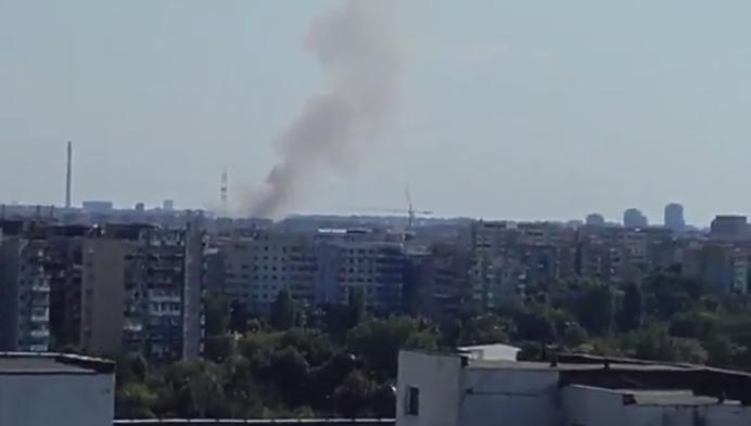Incendiul izbucnit in Delta Vacaresti din Capitala a fost stins de pompieri. Peste 2.000 de metri patrati de vegetatie au ars