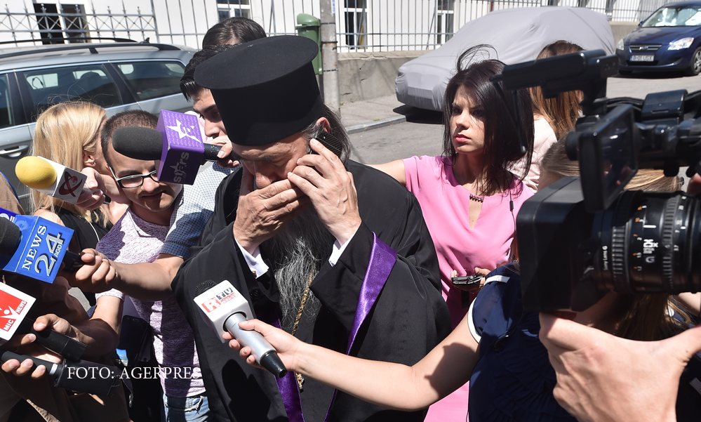 Arhiepiscopul Teodosie a fost trimis in judecata de DNA. Inalt Prea Sfintitul risca intre 2 si 7 ani de inchisoare