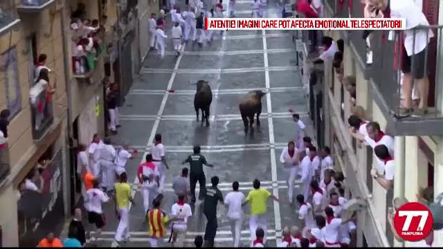 15 barbati, arestati pentru viol si agresiune sexuala la cursele cu tauri de la Pamplona. Ce a povestit o tanara de 19 ani