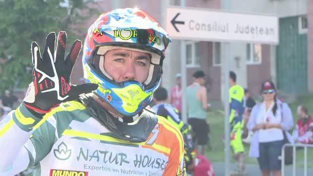 Fiul celebrului actor Anthony Quinn, la cea mai dura competitie de motociclete din Lume. Concursul se desfasoara la Sibiu