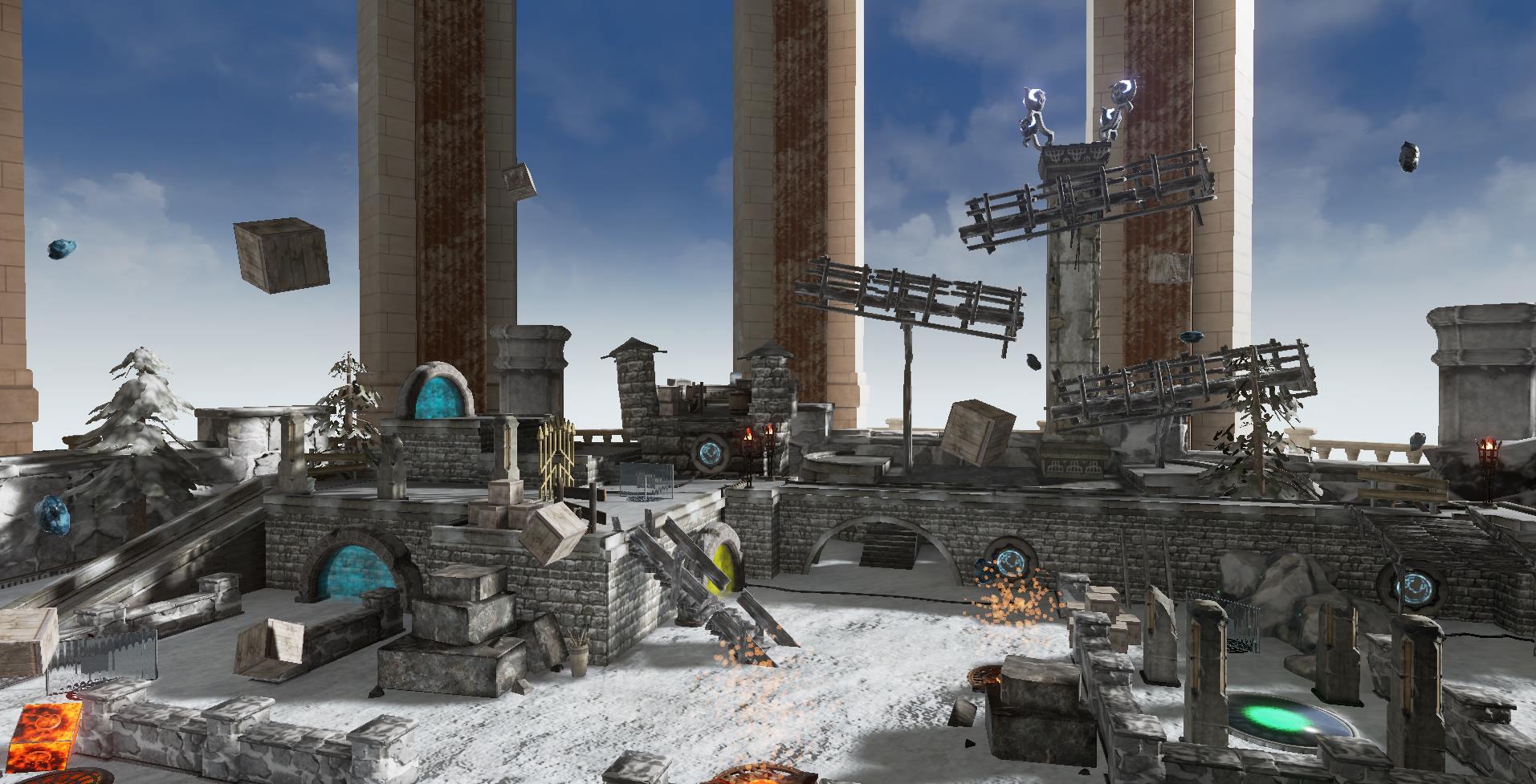 iLikeIT. Jocul de realitate virtuala creat de un roman de unul singur. Cand va fi lansat