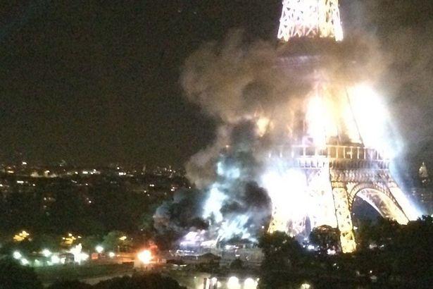 ISIS a ajuns sa revendice si defectiunile tehnice de la Turnul Eiffel.