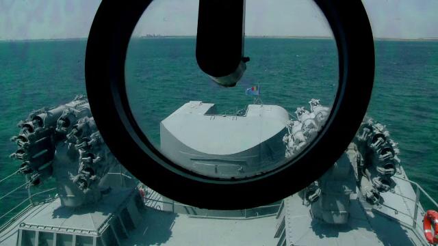 Simulari de atacuri aeriene si antisubmarin in Marea Neagra. 2.000 de militari participa la exercitiul NATO Sea Shield 2016