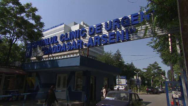 Motivul pentru care noua unitate de primiri urgenţe a Spitalului Bagdasar Arseni nu poate primi încă pacienţi
