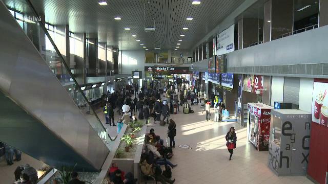 S-a redus zona de check-in din Aeroportul Henry Coandă. Sunt disponibile numai 52 de ghișee