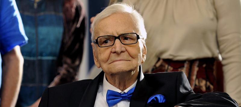 Radu Beligan a murit la varsta de 97 de ani. Trupul actorului va fi depus sambata la Teatrul National