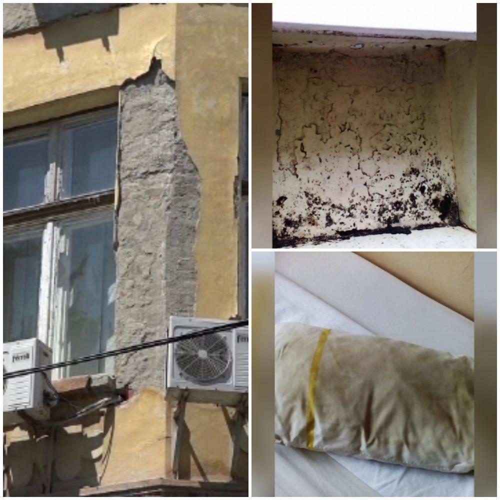Pacienta care a postat poze cu dezastrul din Spitalul Sighisoara, ironizata: