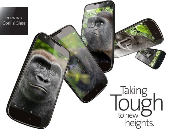 Ecranul telefonului o sa fie mai rezistent pentru utilizatori, odata cu lansarea noii sticle protectoare, Gorilla Glass 5