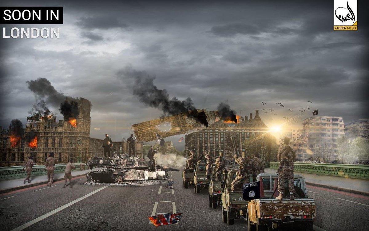 Statul Islamic isi anunta pe Internet urmatoarea tinta: o mare capitala europeana. Masurile luate de autoritati