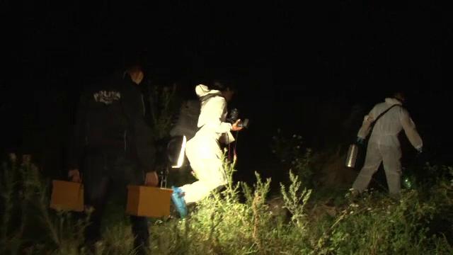 Moarte suspecta in Bacau, unde cadavrul unui barbat a fost gasit in tufe. Ce au descoperit oamenii pe trupul lui